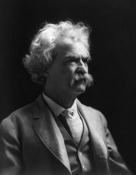 Samuel Clemens Mark Twain